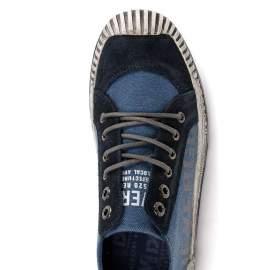 Devergo CENAS férfi bokacipő - Kék