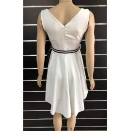 My77 női miniruha - Fehér