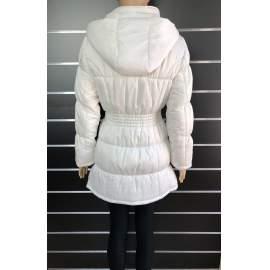 Vero Moda női hosszított kabát - Fehér