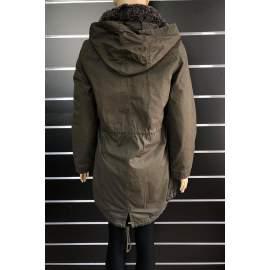 H&M női zöld kabát
