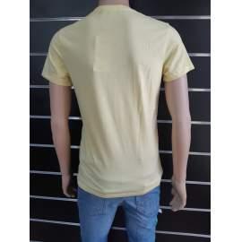 Superjoy férfi póló - Sárga
