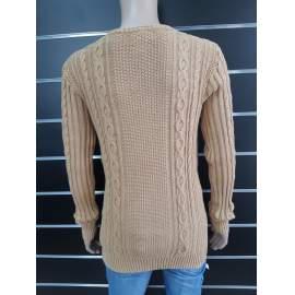 Pull&Bear férfi kötött pulóver