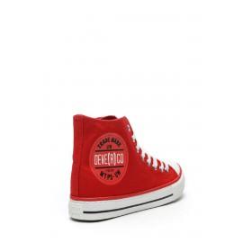 Devergo ALEXA női tornacipő - Piros