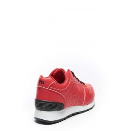 Devergo NIKA PU női sneaker - Piros