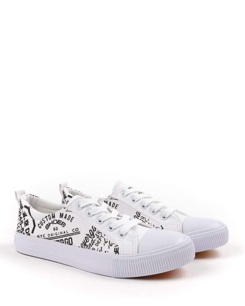 Devergo AMELIA női tornacipő - Fehér