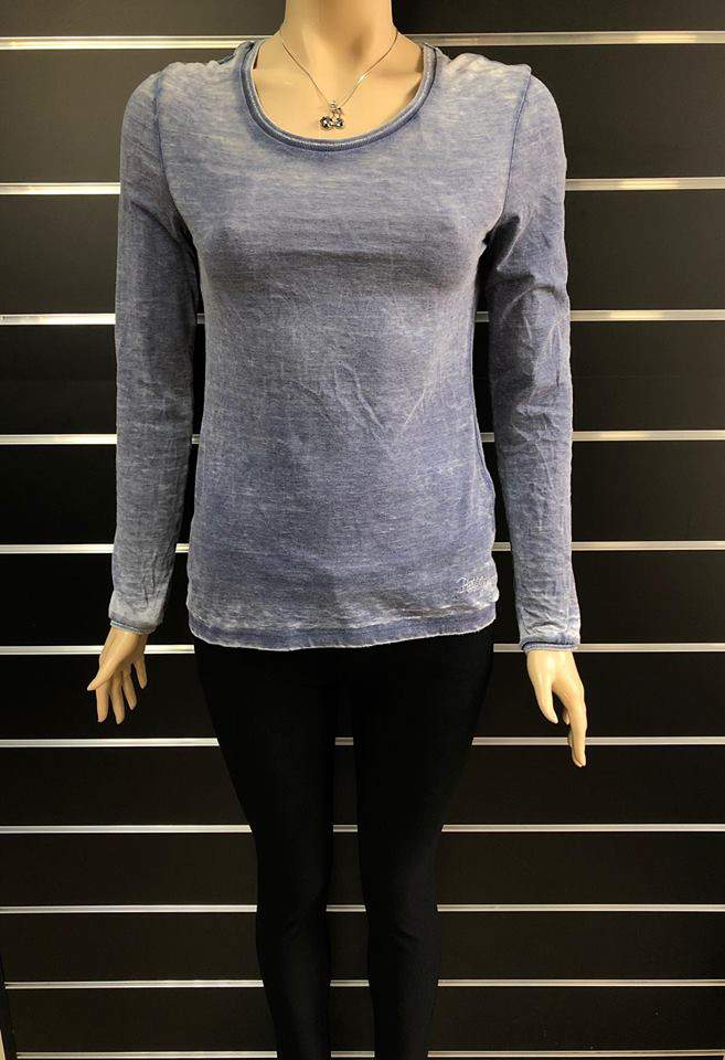 Retro Jeans női hosszúujjú felső