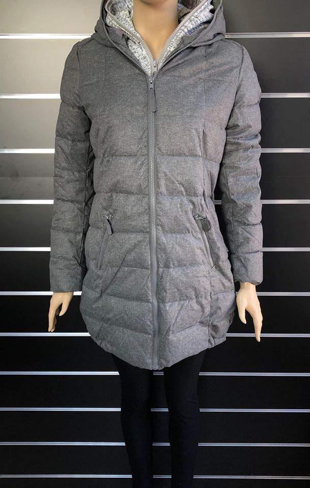 Cropp női duplakapucnis kabát