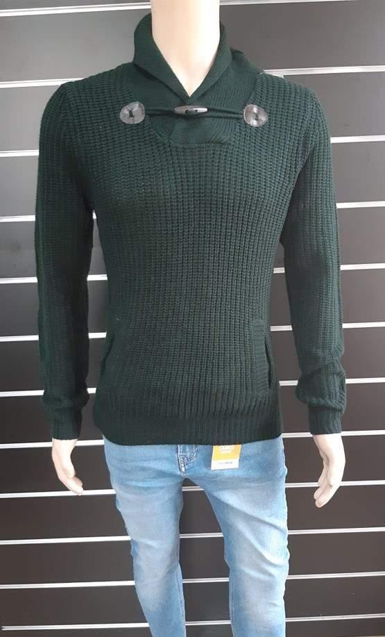 Alcott férfi kötött pulóver