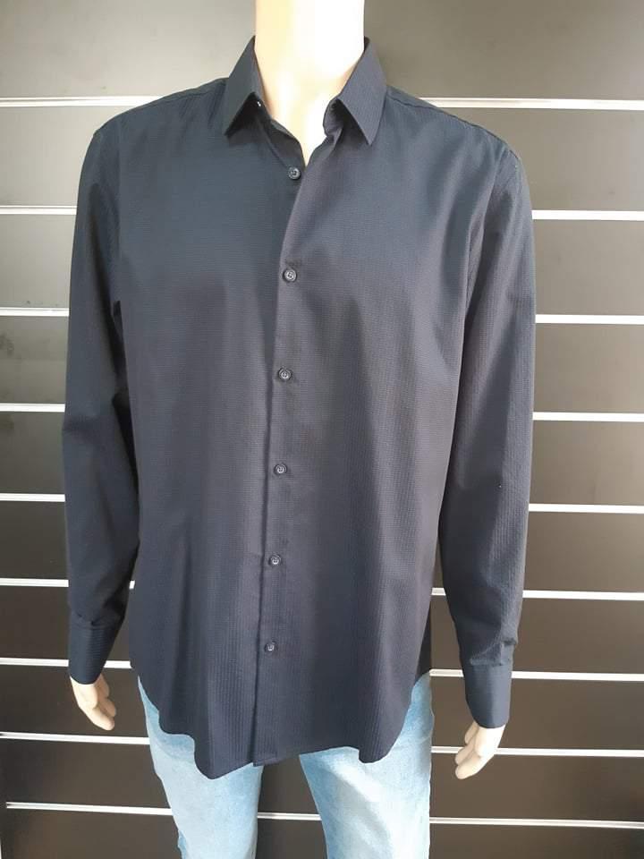 Alfani férfi hosszúujjú ing - Sötétkék