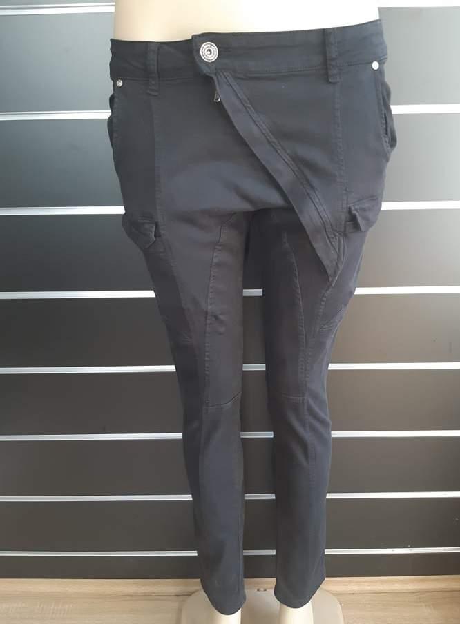 Naomi Fashion női ülepes nadrág
