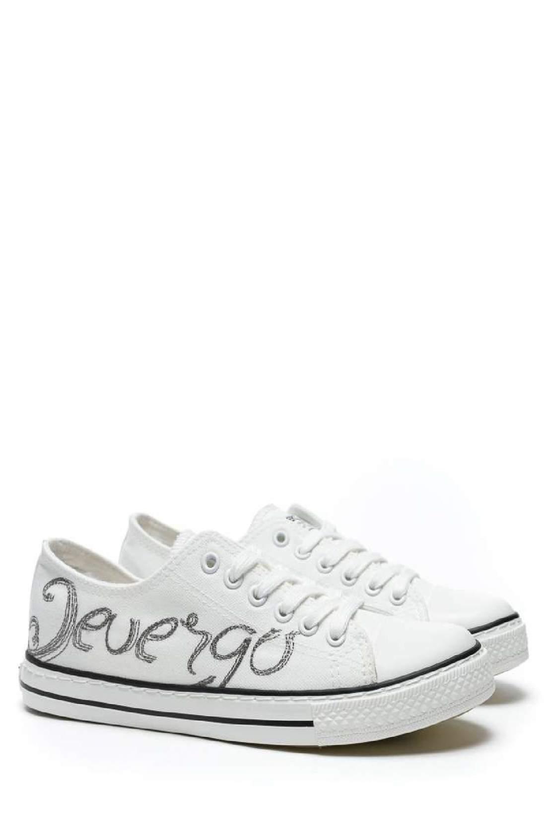 Devergo AMILLA LOGO női tornacipő - Fehér