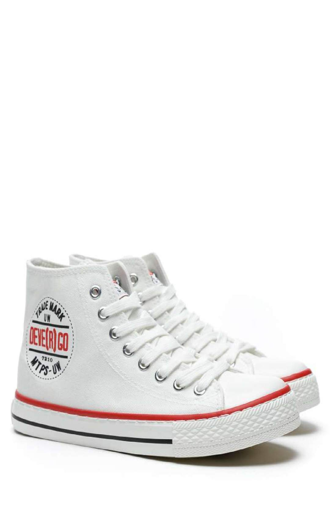 Devergo ALEXA női tornacipő - Fehér