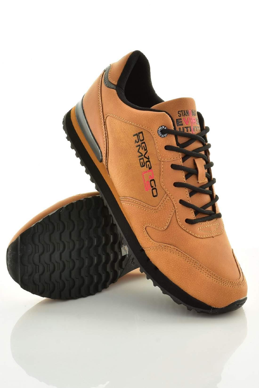 Devergo RAY férfi sportcipő - Mustársárga