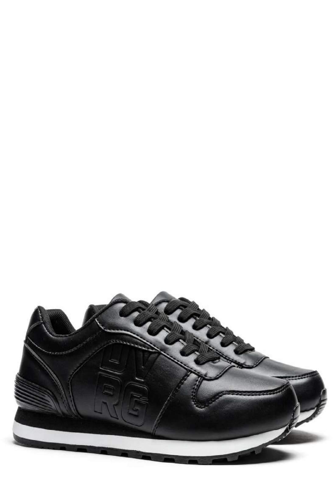 Devergo NIKA PU női sportcipő - Fekete