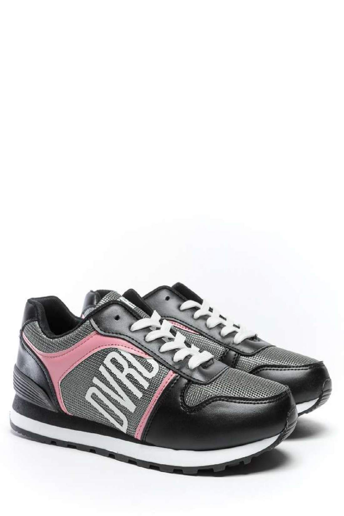 Devergo NIKA női sportcipő - Fekete-rózsa